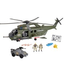 Soldier Force - Mega Helikopter Legesæt (545068)