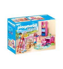 Playmobil - Muntert børneværelse (9270)
