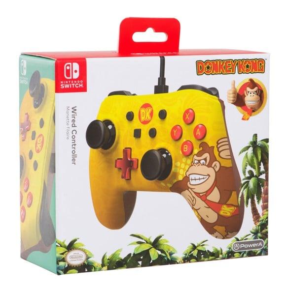 PowerA Wired Controller - Donkey Kong