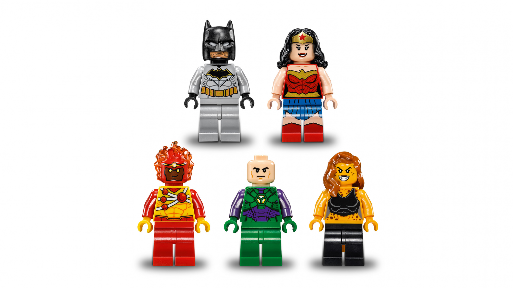 LEGO Superheroes™ Batman minifig from 76097