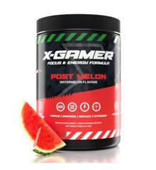 X-GAMER X-Tubz - Watermelon  -  60 Servings(600g)