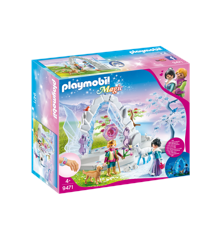 Playmobil - Krystalport til vinterverdenen (9471)