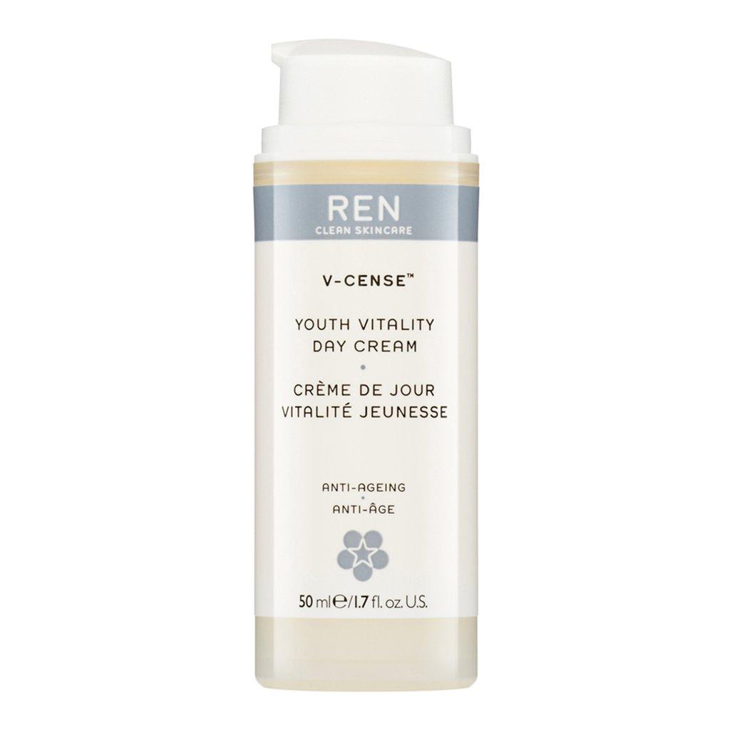 REN Clean Skincare REN V-Cense Youth Vitality Day Cream 50 Ml