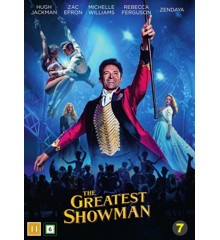 Greatest Showman, The - DVD