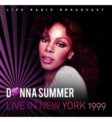 Donna Summer - Best of Live In New York 1999 - Vinyl