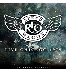 REO Speedwagon - Best of Live Chicago 1979 - Vinyl