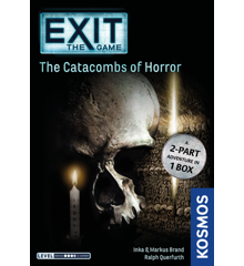 EXIT: The Catacombs of Horror (English)