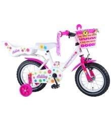 Volare - 12'' Børnecykel - Ashley (3-4 år)