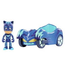 PJ Masks - Basic Vehicle Play Set - Catboy & Cat-Car (95296)