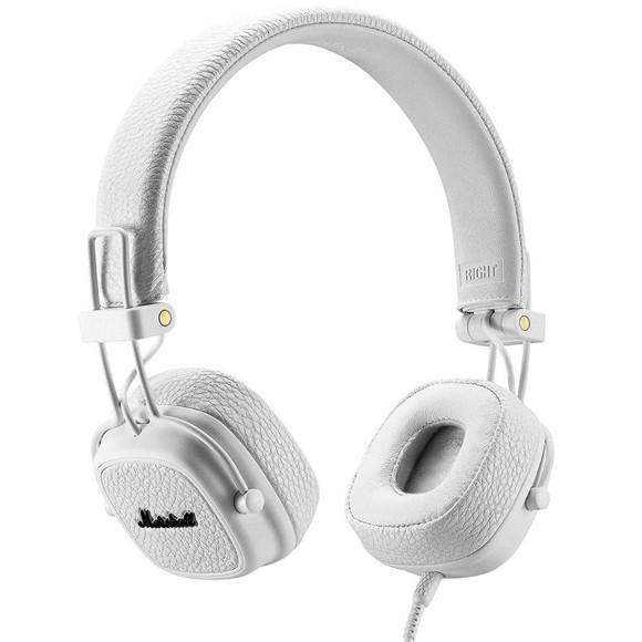 Marshall - Major III On-Ear Headphones White