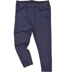 PAPFAR - Sweat Denim Leggings
