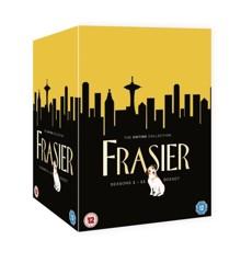 Frasier - Sæson 1-11 Komplette Boks (44 disc) - DVD