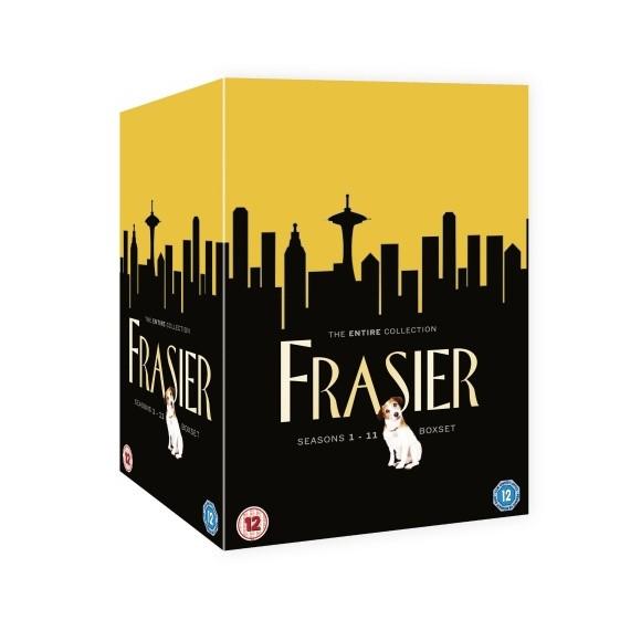Frasier - Season 1-11 Complete Box (44 disc) - DVD