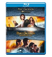 Percy Jackson: Lyntyven & Uhyrernes Hav (2 disc)(Blu-Ray)
