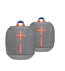 Ultimate Ears 2 X Wonderboom 2 Grey Bundle