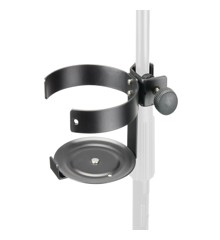 Adam Hall - SDH 1 - Drink Holder For Microphone Stand