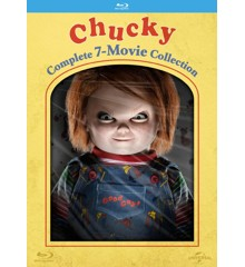 Chucky Complete Collection (Blu-Ray)