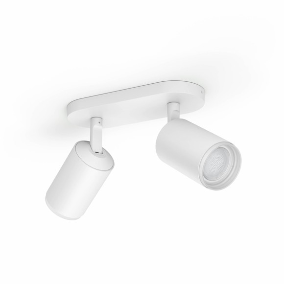 Philips Hue - Fugato 2-Spot - White & Color Ambiance