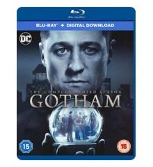 Gotham: Sæson 3 (Blu-Ray)