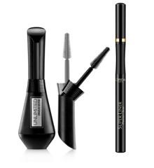 L'Oréal - Unlimited Mascara + Super Liner Perfect Slim Eyeliner