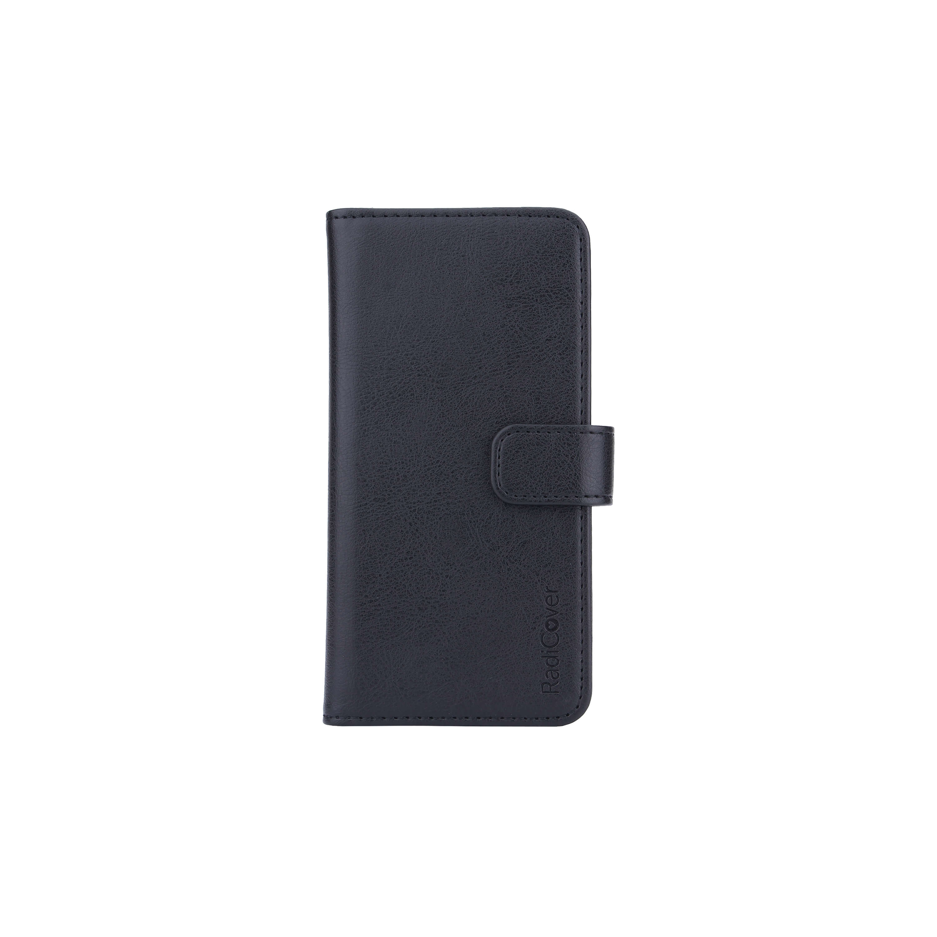 "RadiCover - Radiation protection wallet Leather Universal Large 5,5-6,2"" Exclusive 2in1"