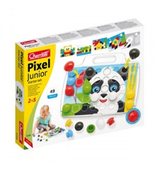 Quercetti - Fantacolour - Pixel Junior Basics (28-4206-00)