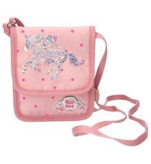 Miss Melody - Small Bag with Sequins - Pink (004984)