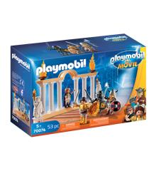 Playmobil - THE MOVIE - Emperor Maximus i Colosseum (70076)