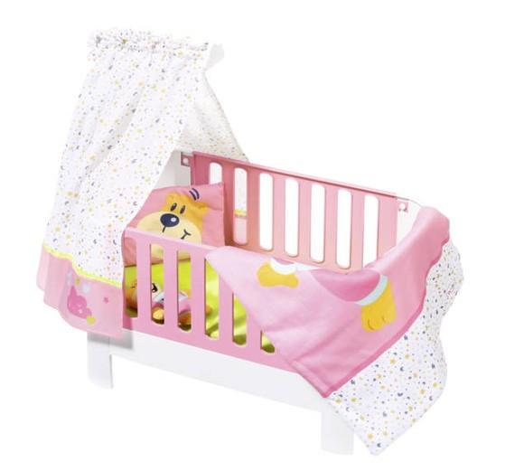Baby Born - Magic Bed Heaven (827420)
