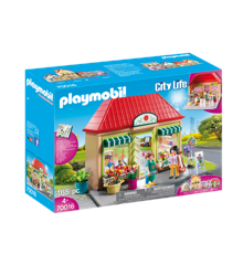 Playmobil - Min blomsterbutik (70016)