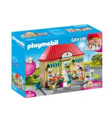 Playmobil - My Flower Shop (70016)