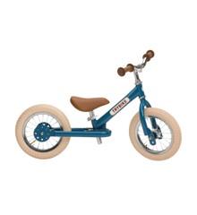 Trybike - Løbecykel, Vintage blå