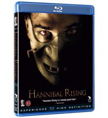 Hannibal Rising-Bluray-