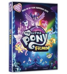 My Little Pony: Filmen - DVD