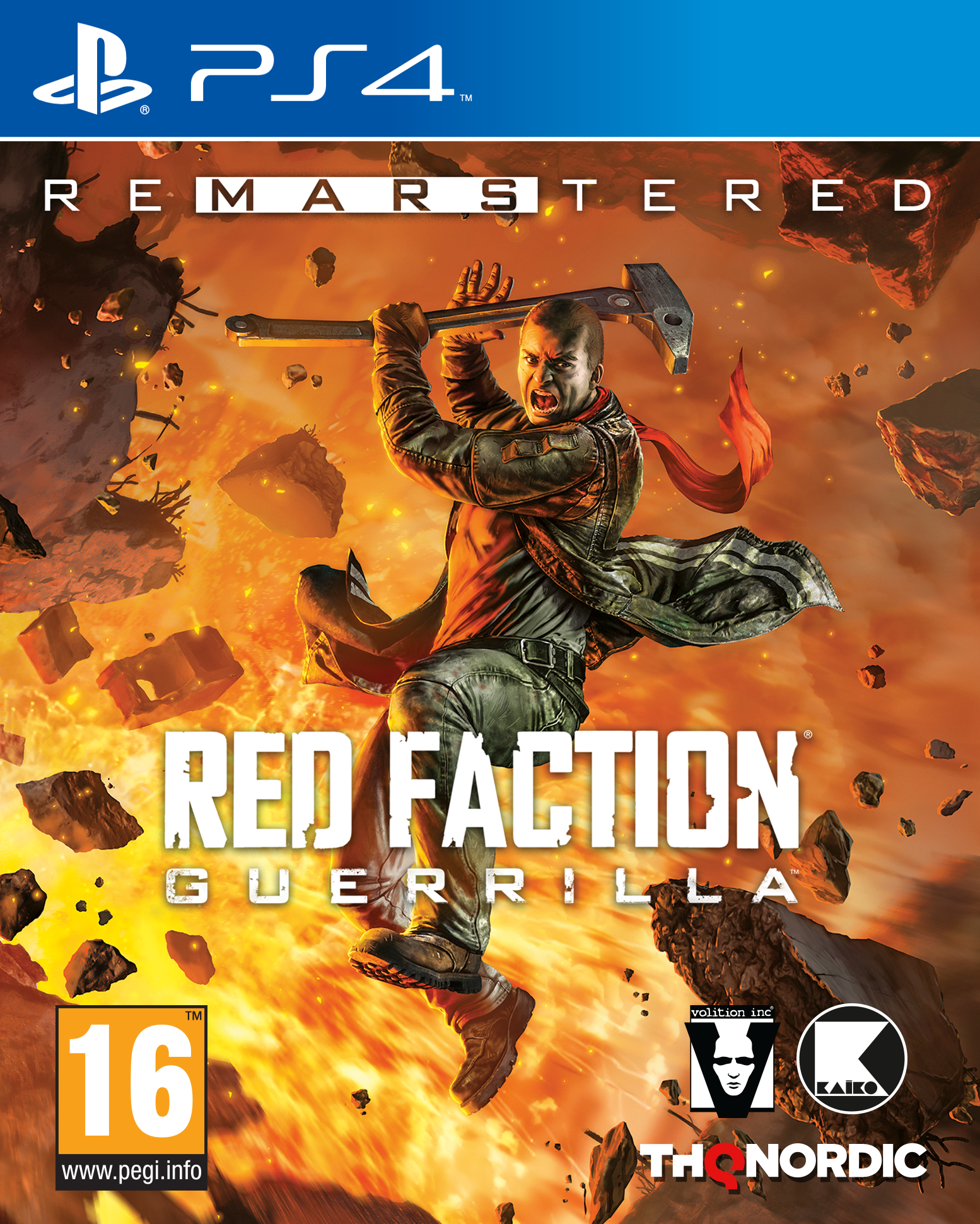 Red Faction: Guerrilla Remastered