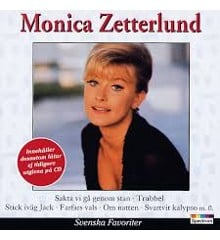 Zetterlund Monica/Svenska Favoriter - CD