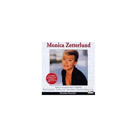 Zetterlund Monica/Svenska Favoriter - CD