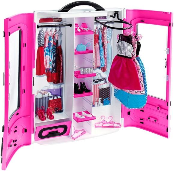 Barbie - Fab Fashion Klædeskab