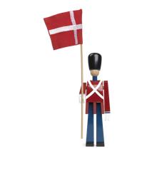 Kay Bojesen - Garder Fanebærer Small