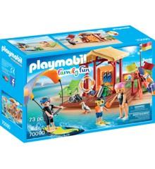 Playmobil - Family Fun - Undervisning i vandsport (70090)