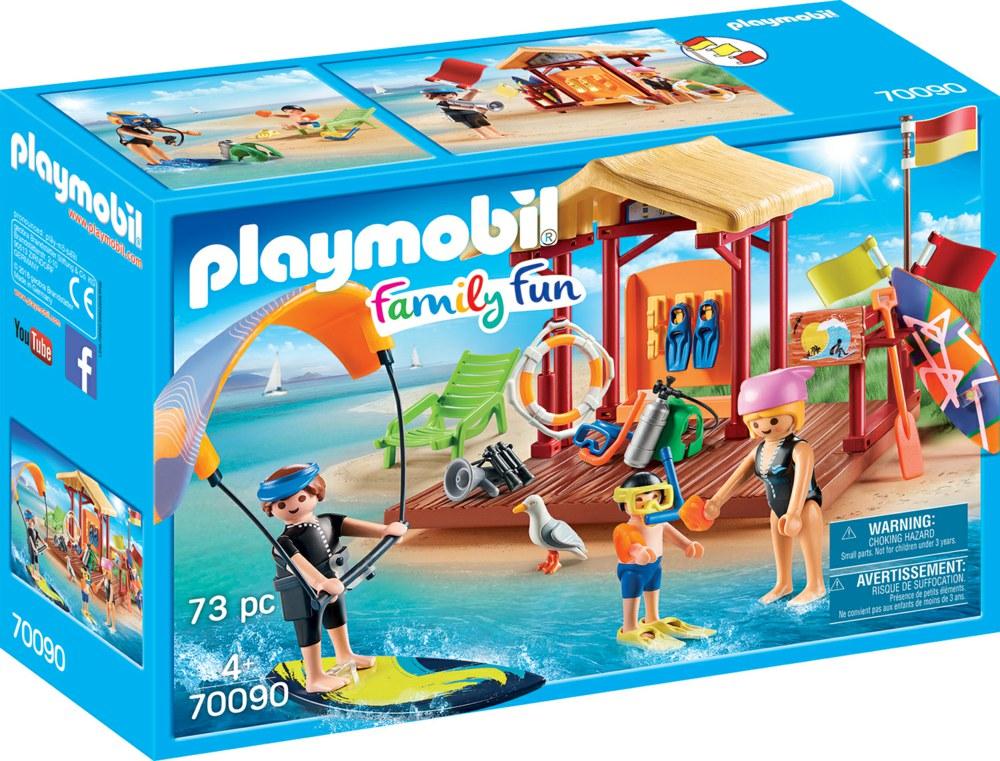 ?Playmobil - Family Fun - Water sports school (70090)