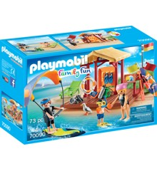 ​Playmobil - Family Fun - Water sports school (70090)