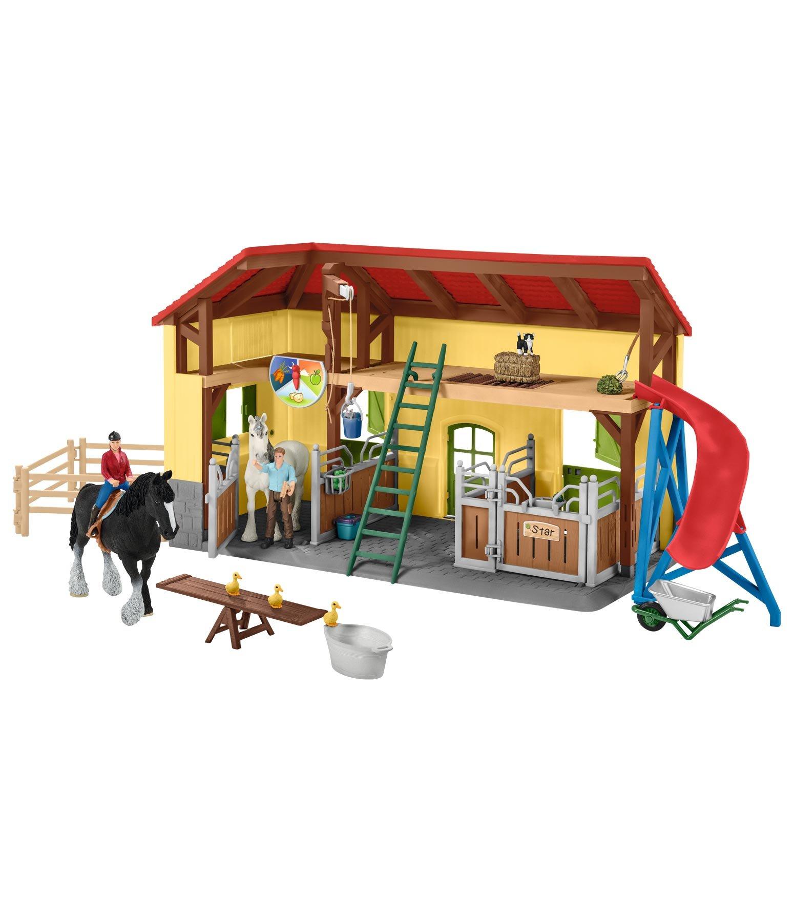 Schleich - Horse stable (42485)