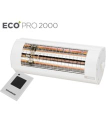 Solamagic - 2000 ECO+ PRO ARC Heater With remote - White