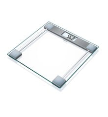 Beurer - GS11 Glass Bathroom Scale - 5 Year Warranty