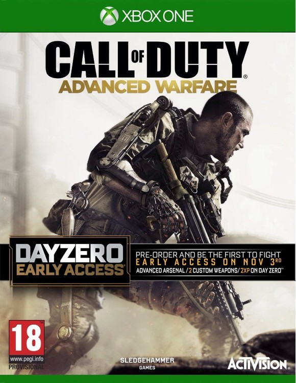 Call of Duty: Advanced Warfare - Day Zero Edition