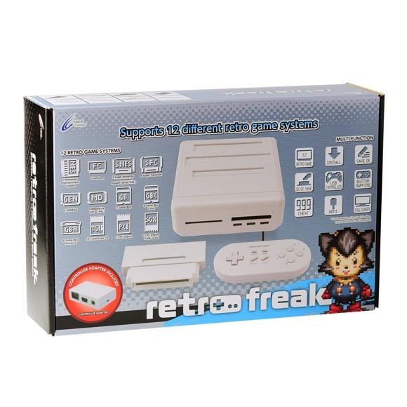 Retro Freak 12-1 Retro Games Console - Standard Edition
