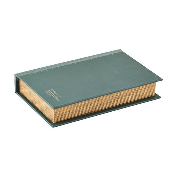 House Doctor - Opbevaringsbog Ruller - Grøn