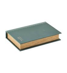 House Doctor - Ruller Opbergboek - Groen