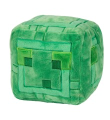 "Minecraft 9.5"" Slime Plush"